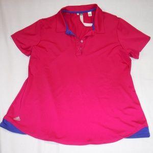 Adidas Athletic Polo Shirt